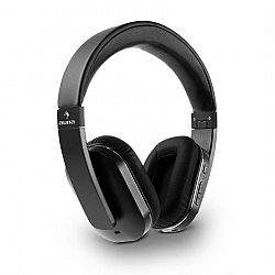 Auna Elegance ANC, sluchátka s bluetooth a NFC, handsfree, tlumení vnějšího šumu, černé