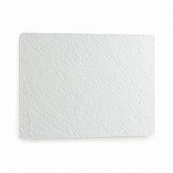 Klarstein Wonderwall Earth, infračervený ohřívač, 80 x 60 cm, 550 W, nástěnná montáž, bílý